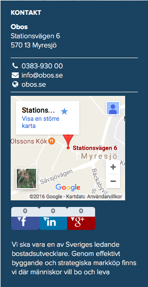 Karriärsida - OBOS
